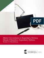 Mundo Cibernetico - Sesion 5-Ciberdefensa