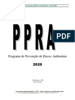 Normas Regulamentadoras PPRA