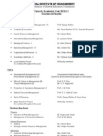Courses &Amp.doc; Faculty - III