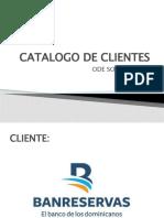 CATALOGO DE CLIENTES ( MARKETING DIGITAL)