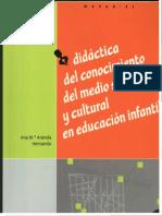 didaactica del conocimiento del medio social y cultural en educacion infantil.pdf