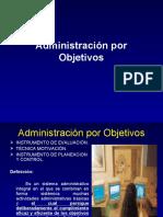[PD] Presentaciones - Administracion por Objetivos (1)