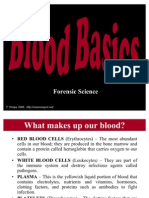 Blood Basics