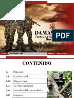009. PRESENTACION PLAN DAMASCO