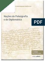 BERWANGER & LEAL (2008). Noçoes_de_Paleografia_e_de_diplomatica