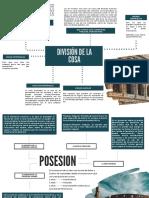Cuadros Posesion, Division de Cosa, Propiedad