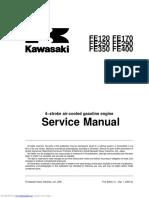 Kawasaki - Kawasaki FE120 FE170  FE250 FE290 FE350 FE400 4–stroke air-cooled gasoline engine Service Manual (2000, Kawasaki Heavy Industries) - libgen.lc