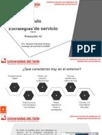 Modulo Estrategias de Servicios Univalle - 01-20 -Material para estudiantes