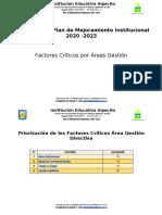 plan de mejoramiento   Final Institucion educativa Aipecito 2020 - 2023 (1)