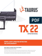 Taurus_Manual_Tx22