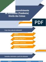 Desenvolvimento de atividades - Informativo Alunos