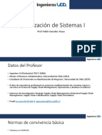 01 Introducción - Optimización de Sistemas I