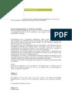 Decreto Regulamentar n4-99 de 1 de Abril