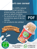 yogurt con cereal.pptx