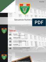 Raz. Mat. - Secuencia numericas