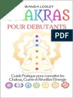 Chakras Pour Debutants_ Guide P - Loxley, Miranda