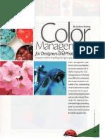 ColorManagementforDesigners
