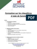 sommaire - formation - chaudières_à_tube_de_fumée