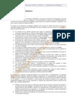 Plan Hidrológico del Duero 2010-2015. Programa Medidas MEMORIA Capitulo 12