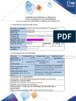 Guía de actividades y rúbrica de evaluación - Paso 3– Análisis de la información