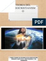 TEORIA DEL JUDEOCRISTIANISMO
