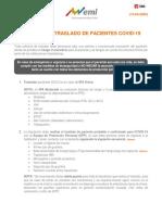 PTC COVID-19 TRASLADO DE PACIENTES (13-04-2020)