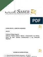 SLIDES - HUMANOS - DPE-PE - AULA 6.pdf