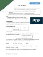 LIBRO DE ORTOGRAFIA 4TO