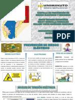 Cartilla DE RIESGO ELECTRICO Y MECANICO