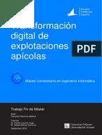 Transformación digital de explotaciones apícolas_Fernando Sánchez Iglesias