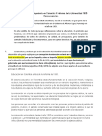 Taller historia de la Ingeniería en Colombia Y reforma de la Universidad 1935