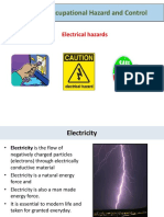 2018 Chapter 4.3 Electrical hazards