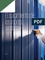 Paper El Surgimiento de los Robots