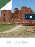 2011 New Mexico Calendar