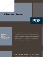 lecture-3-Client and Server