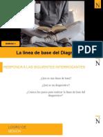 LA LINEA DE BASE DEL DIAGNÓSTICO(1)