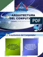 CLASE 01 - ARQUITECTURA DEL COMPUTADOR