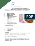 PRACTICA 14 COCINA COLOMBIANA-ANDINA