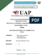 Trabajo de Impacto Ambiental - CARRETERAS.docx
