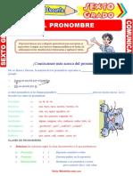 Clasificación-de-Pronombres-para-Sexto-Grado-de-Primaria