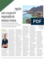 Ingeniero de registro Bryan Ulrich El Mercurio Chile