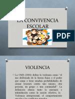 RESUMEN DE CONVIVENCIA ESCOLAR FINAL