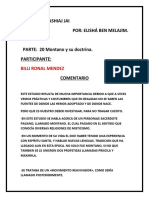 COMENTARIO Parte 20 MONTANISMO-.docx