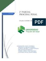 PARCIAL PROCESAL PENAL