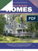 Western Kentucky Homes January 2011