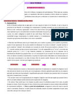 MAX WEBER Clase 1