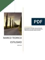 MARCO TEORICO - ESTILISMO