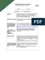 Guía 4. Tercer grado JT. Sociales.Nubia Amado. Abril 20-mayo 1