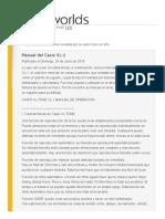 Manual del Casio VL-1