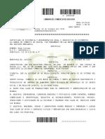 CERTIFICADO DE CONSTITUCIÓN Y GERENCIA